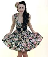 pinup-dress